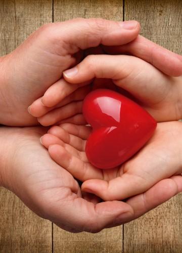 cuidar el corazón de los tuyos